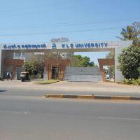 kle university, Белгаум