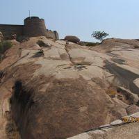 Bellary Fort ಬಳ್ಳಾರಿ ಕೋಟೆ பெல்லாரி கோட்டை बेल्लारी किला  ବେଲ୍ଲାରି କିଲା  بیللاری فورٹ    බෙල්ලාරි කොටුව- บัลลารี ฟอร์ท-바라리 에 포트- 5332., Беллари