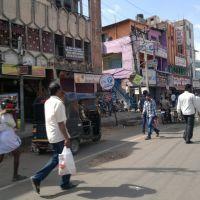 Cowl Bazaar, Bellary, Karnataka, India, Беллари