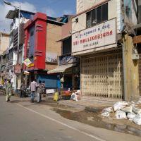 Bapu Ji Nagar, Cowl Bazaar, Bellary, Karnataka, India, Беллари