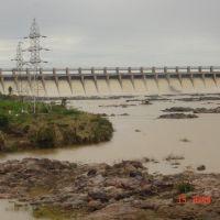 T B Dam Gates, Бияпур