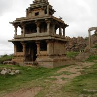 Temple in Chitradurga Fort, Бияпур