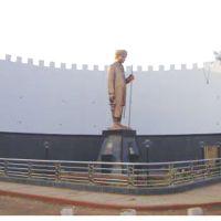 Ganayogi Panchakshara Gawai, Statue in Gadag, Гадаг