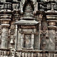 Trikuteshwara temple complex Gadag, Karnataka, Гадаг