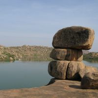Hampi, Karnataka, India, Давангер