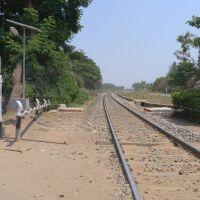 Railway <=> Anantha shyana gudi <=> KARNATAKA <=> India, Давангер