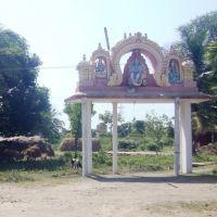 DSC01208   Arch Gate for SaneeMahatma temple devi sree mahalaxmi,annapoorneswari & Saraswathi temples 09.59.23, Давангер