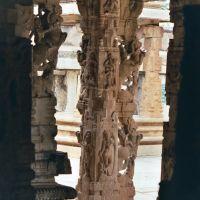 Stone pillars of Someshwara Temple, Колар Голд Филдс