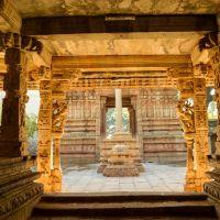 Kolaramma temple entrance., Колар Голд Филдс