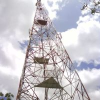 Raichur Railway Microwave Tower., Раичур
