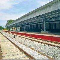 Railway Station SAGAR, Сагар
