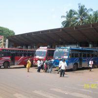 Sagara Bus Stand, Сагар