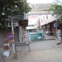 near Hotel Vishwa ಹೋಟೆಲ್ ವಿಶ್ವ ಬಳಿ ஹோட்டல் விஷ்வா அருகில்.  Bus Stand Road, Hospet - 0505, Хоспет