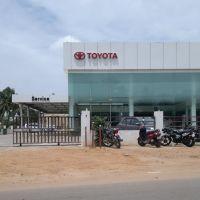 TOYOTA,M.J. Nagar, Hospet, Karnataka 583225, India, Хоспет