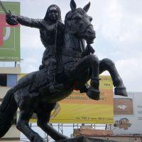 Rani Chennamma Statue, Хубли