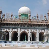 Shahi Jamia Masjid, Адони