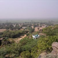 Chengizkhanpet as seen from Hill top, Анакапал