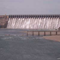 Nagarjuna sagar dam (RamaReddy Vogireddy), Анакапал