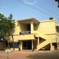 Govt Jr College for Boys Anantapur_Backside building, Анантапур
