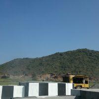 Hill,Prakasam, Andhra Pradesh, India, Гунтакал