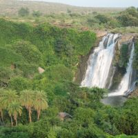 waterfall, Гунтакал