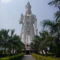 World's Tallest Hanuman statue (Ramareddy Vogireddy), Гунтакал