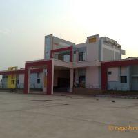 Newly Constructed Kakinada Port railway station, Какинада