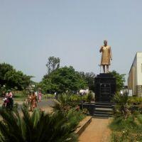 JNTU Statue in Kakinada-(G.John Babu), Какинада