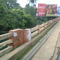 On the Indrapalem bridge at Kakinada (G.John Babu), Какинада