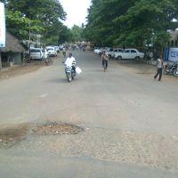 Indrapalem bridge  To   Ramarao peta Rd -Kakinada (G.John Babu), Какинада