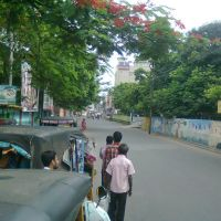 Balaji center to pindalachrve - Kakinada (G.John Babu), Какинада