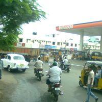 Sambamurthy nagar rd center  Kakinada (G.John Babu), Какинада
