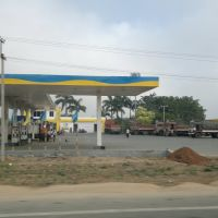 BP outlet, Gundrampalle,NH 9., Куддапах