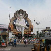 Machilipatnam,SaiBaba Temple, Мачилипатнам