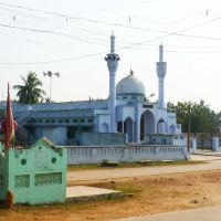 Astana E Chehlum (Mosque) at Machilipatnam, Мачилипатнам