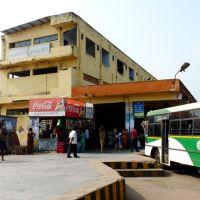 RTC Bus-Stand , Machilipatnam, Мачилипатнам