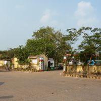 APSRTC Depot , Machilipatnam, Мачилипатнам