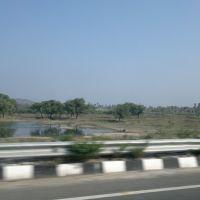 Pond , Pedakaparati, NH 9., Нандиал