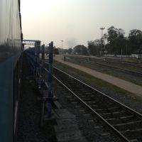 Nizamabad Station, Низамабад