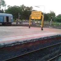 Nizamabad railway station, Низамабад