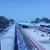 TENALI Railway sation 4th,5th platform, Тенали