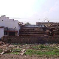 Timber Yard.  తెనాలి  தெனாலி तॆनाली Tenali   8333, Тенали