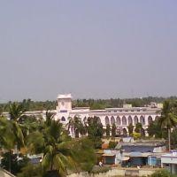 agricultural college,bapatla, Чирала