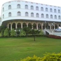 bapatla engineering college library and administration block, Чирала