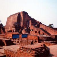 Nalanda Stupa, Бихар