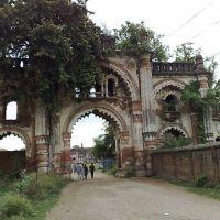 Inside Darbhanga Fort, Дарбханга