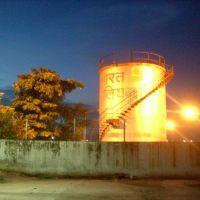 railway dijal tank, Катихар