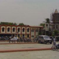 station building katihar,bihar, Катихар
