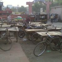 Muzaffarpur Station Parking, Музаффарпур