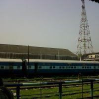 Muzaffarpur Station inner, Музаффарпур